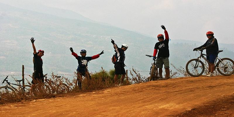 Complete Biking Tour in Bhutan