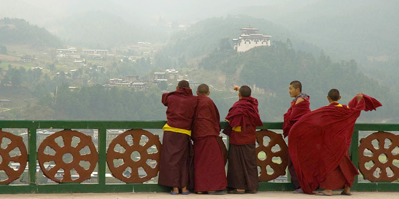 Journey through Bhutanese Eyes