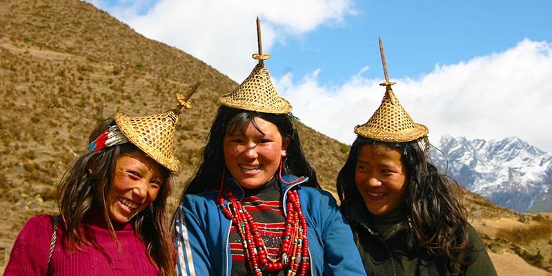 Laya Lingshi Trek