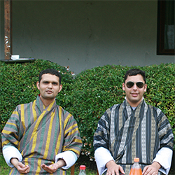 Mr. Aneez Bhyat shares his experience in Bhutan with Heavenly Bhutan Travels.