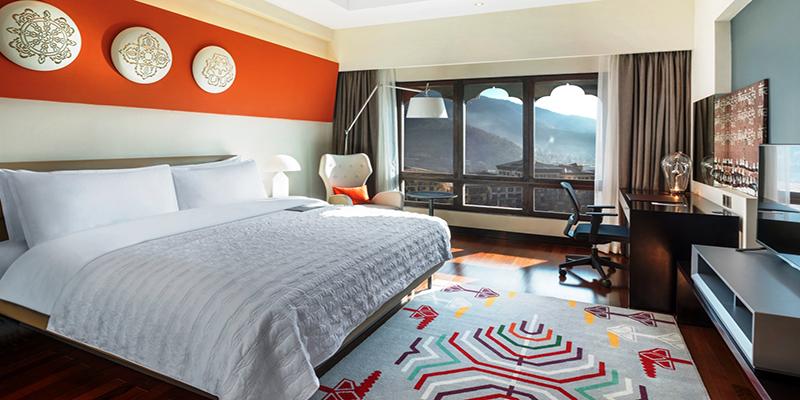 Luxury Stay in Bhutan
