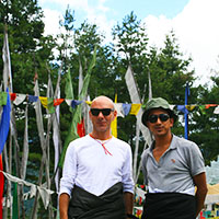 Mr. Domenico, Italy advises the travellers who are looking Bhutan Trip
