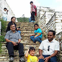 Mr. Alok – Excellent Travel Agent and Guide